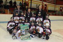 Tournoi 2012 - Finalistes Novice C
