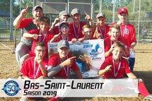 Bas-Saint-Laurent : retour sur la saison 2019