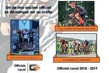 Nicolas Rivard figure parmis les meilleurs cyclistes de son âge au monde