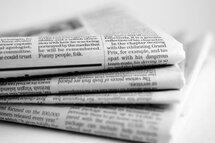 Revue de presse : Première conférence de presse