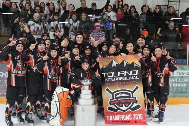 Appalache #2 - Champions Pee-Wee A