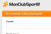 Mon club sportif, votre nouvel outil de gestion!