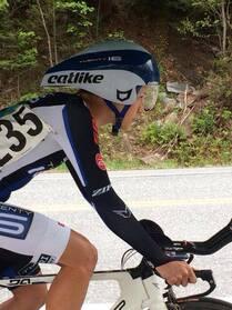 Lex Albrecht - Killington Stage Race 2014 Contre l