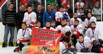 Tournoi Provincial Atome de La Plaine - Lions C1