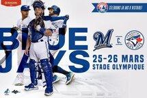 Venez voir les Blue Jays à Montréal en 2019!