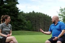 Psychologie du sport | Jouer au golf avec ses partenaires d'affaires