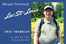 Marquer l'histoire du Lac St-Louis : Eric Tremblay
