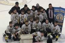 Bruins et Pingouins s'illustrent en tournoi