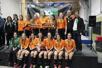 U16F-AA Laval Tournament Champions
