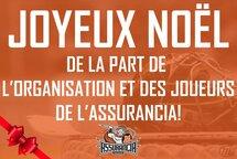 L'Assurancia l'emporte 5-0 contre les Éperviers à Sorel-Tracy