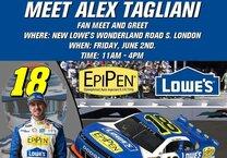Rencontrer Alex Tagliani