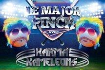 Les Karma Kameleons au profit du baseball mineur