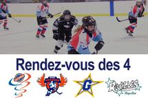 Le Rendez-vous des 4 : un second Showcase pour promouvoir le hockey féminin