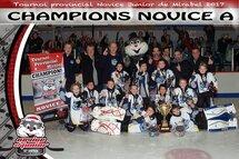 Champions Novice A - Lachine