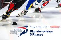 Plan de relance du patinage de vitesse québécois (mise à jour)