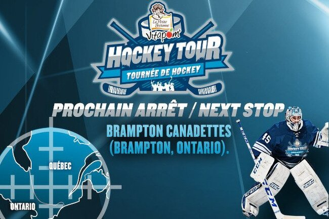 Next visit: Brampton Canadettes