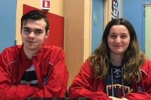 De jeunes bénévoles sur les traces de leurs parents