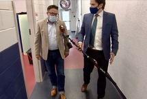CBC de passage à Montréal-Est