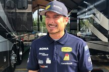 Images of Alex Tagliani Photo credit: Tagliani Autosport