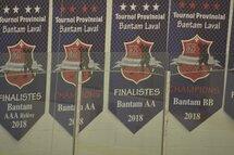 Place à la ronde des finales double lettre! le 16 décembre 2018 au complexe sportif Guimond