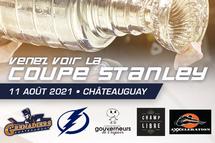 La coupe Stanley sera à Châteauguay!