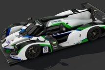 Alex Tagliani pilotera un prototype avec Greg Taylor pour l'équipe Craft-Bamboo Racing dans la nouvelle série asiatique FRD LMP3