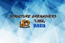 Mise au point de la Structure Intégrée Grenadiers