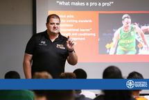 Nouvelle série de webinaires avec la présence de Peter Lonergan (Australia Basketball) !