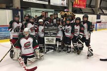 Lions Pee-Wee C - Champions