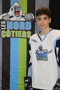 #16 Nathanaël Hovington