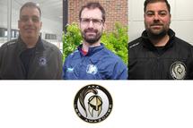 Les entraîneurs des Amazones Laval-Montréal