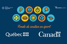Fonds de soutien pour les organismes sportifs locaux et régionnaux