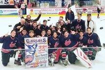 Félicitations aux Canadiens de Laval-Nord - Midget B, Champions du tournoi de St-Lin.