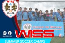 Pour les camps de jour de soccer,  Wiss est là