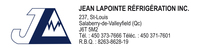 Réfrigération Jean Lapointe