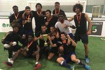 Victoire de Back Zone en ligue d'été 2018