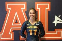 Volleyball féminin – Elle choisit le Cégep André-Laurendeau pour son équipe de volleyball