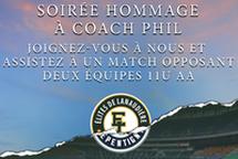 Soirée commémorative - Coach Phil