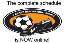 Complete tournament schedule is now online!