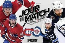 Jour de match | Le Canadien tentera de conclure son séjour sur la route sur une note positive