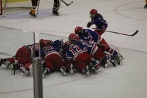 Les Warriors du Lac St-Louis - Championnes Pee-wee AA