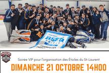 Journée VIP - Hockey Cégep André-Laurendeau