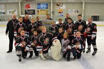 Lions Pee-Wee A - Finalistes