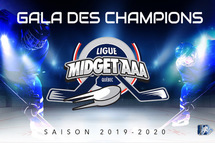 Gala des Champions: Alexis Morin couronné joueur par excellence de l'année