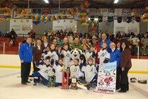 Champions C - Voyageurs de Ste-Agathe