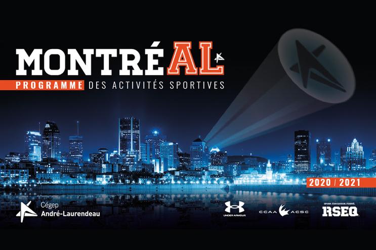 Le nouveau programme d'AL Sports est maintenant en ligne.