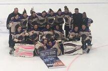 Les Rebelles Midget AA gagnent le bronze au Showcase de la LHFDQ à Alma