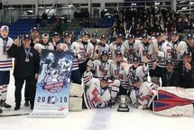 Grand Ducs Bantam AA remporte la Coupe Dodge