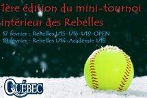 Dévoilement des équipes de la 1ère édition du mini-tournoi intérieur des Rebelles