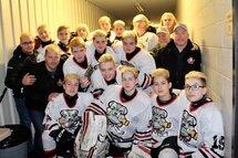 Les Bulldogs de Gaspésie-Les-Îles Bantam BB; une équipe forte, unie et solidaire